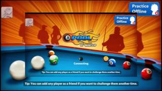 unlimited coin hack 8 ball pool this video I'm going to show 8 Ball Pool Unlimited Coins and Dollar 100 % working (free pool coins)Thanks 4 watching (please ...