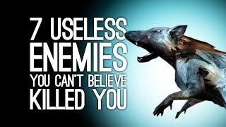 Video 7 Useless Enemies You Can't Believe Killed You MP3, 3GP, MP4, WEBM, AVI, FLV Juni 2018