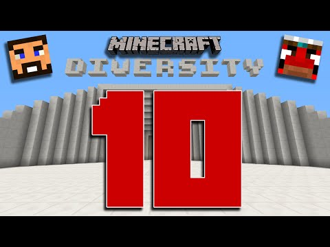 Minecraft Diversity with Pause – EP10 – Ugh… Fences