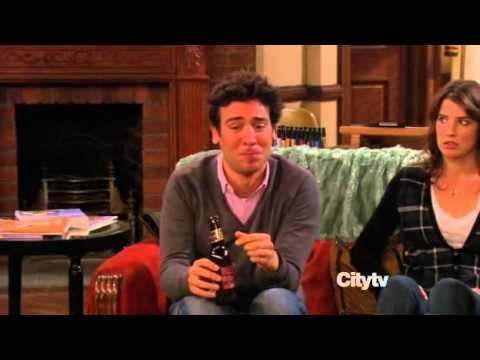 The beaver episode Ted Robin Barney