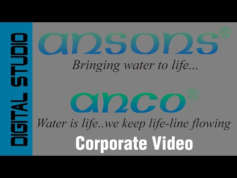 Ansons & Anco | Corporate Industrial Video