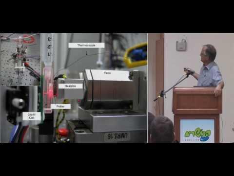 Force-Clamp-Spektroskopie von einzelnen Proteinen