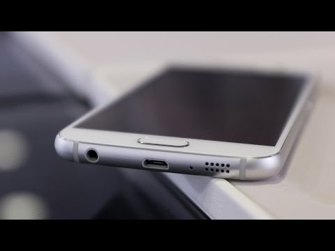��������� ������������ Galaxy S6 Edge