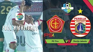 Video PS Tira (0) vs (5) Persija Jakarta - Full Highlight | Go-Jek Liga 1 Bersama BukaLapak MP3, 3GP, MP4, WEBM, AVI, FLV Juli 2018