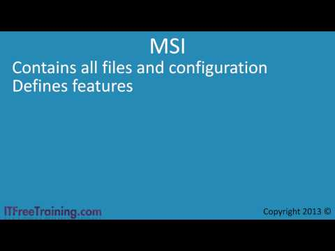 how to patch msi with msp