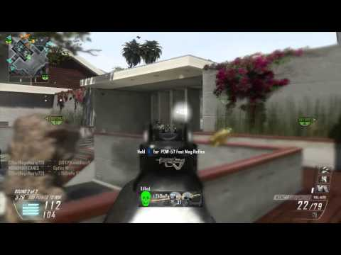 Black Ops 2: 116 Kills w/ VSAT/K9/SWARM - Some Tips Video