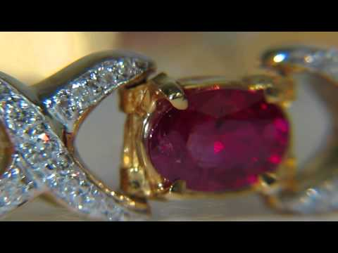 Avisdiamond: 7.36ct NATURAL FINE GEM RUBY