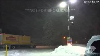 Mc Kean (PA) United States  City new picture : 1-18-16 McKean, PA Lake Effect Snow