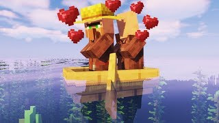 THE LOVE BOAT!! | Minecraft Hardcore Noodle Planet [#7]