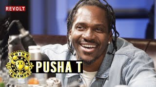 Pusha T | Drink Champs (Full Episode)