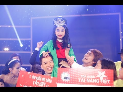 Vietnam's Got Talent 2014 – GALA FINAL tập 26 (05-04-2015)