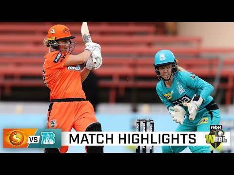 Heat begin title defence with big win over Scorchers | Rebel WBBL|06