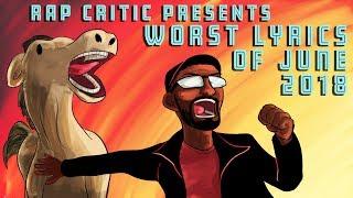 Worst Lyrics of June 2018 (Shaq/Theory of a Deadman/Drake)