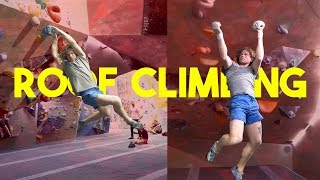 Really Crazy Dyno Catch - 360 One Arm Campus On Pockets - Nikken by Eric Karlsson Bouldering