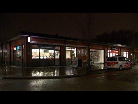 Mannen met Scream-maskers plegen gewapende overval in Eindhoven