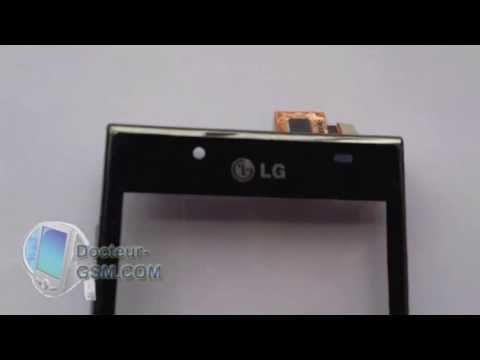 comment demonter lg optimus l7