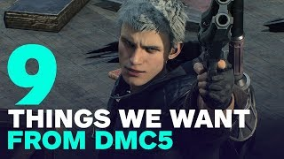 Nonton 9 Things We Want In Devil May Cry 5 Film Subtitle Indonesia Streaming Movie Download