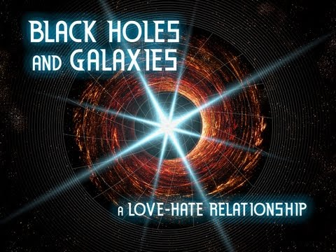 Black Holes and Galaxies: A Love-Hate Relationship