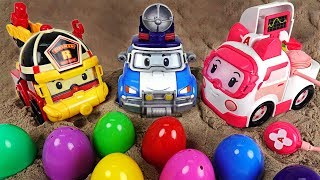 Video Upgrade Robocar Poli, Roy, Ember Gear Up!! Rescue our troubled Tayo friends! - DuDuPopTOY MP3, 3GP, MP4, WEBM, AVI, FLV Juli 2018