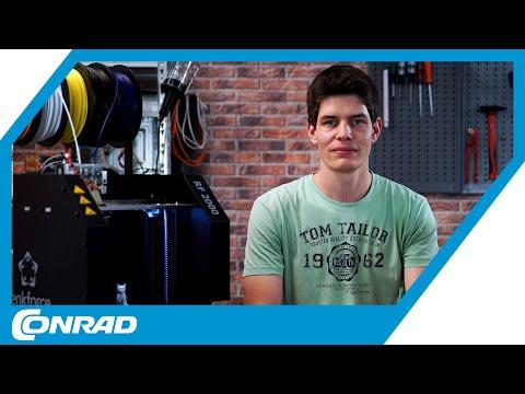 Druckreif: 3D-Drucker Vergleich & Verlosung - Tekkie Hacks   Conrad