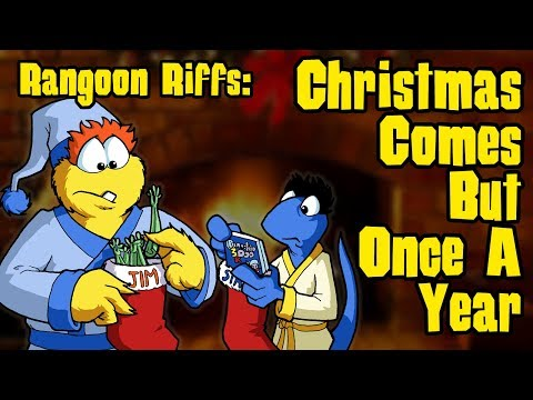 Rangoon Riffs: Christmas Comes But Once A Year