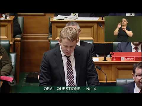 Question 4 - Dr Duncan Webb To The Minister Of Education