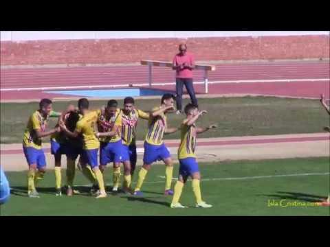 Resumen: Isla Cristina FC vs Atlético Algabeño