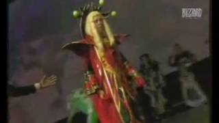 Blizzard WWI 2008 Europe Costume Contest: Kael'Thas