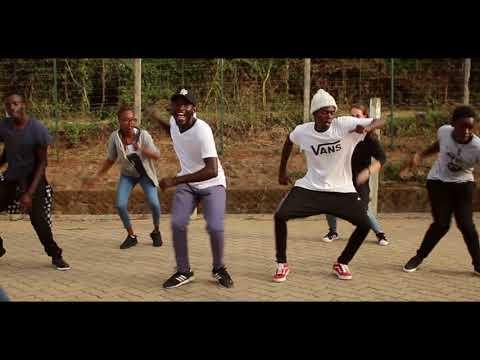 African Dance (DICE CREW KENYA) - Onyeoma by Henrisoul ft. Nimix