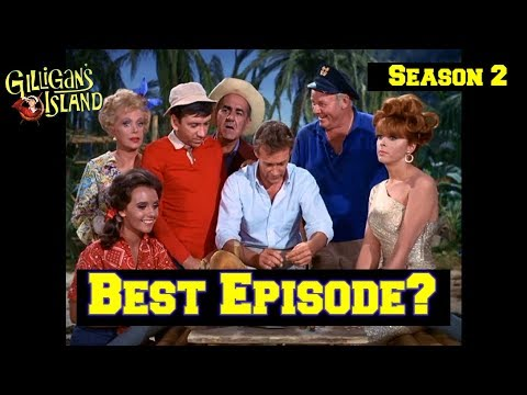 Gilligan's Island!--My Favorite Episodes of Season 2! Elimination Bracket! What is Yours?