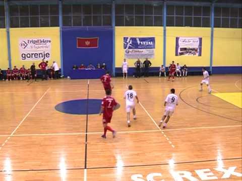 Finale Futsal Lige na TV 777, Studentski Dom - Jedinstvo, prva utakmica