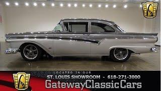 <h5>1957 Ford Fairlane</h5>