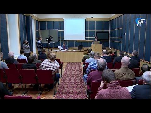 Новгородские рыбаки приняли участие в ученом совете в Санкт-Петербурге