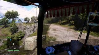Far Cry 4 tuk tuks