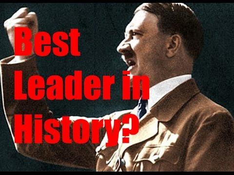 Was Hitler a Good Leader?