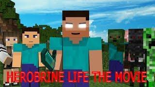 Video Herobrine Life: Animasi Penuh - Film Animasi Minecraft MP3, 3GP, MP4, WEBM, AVI, FLV September 2017