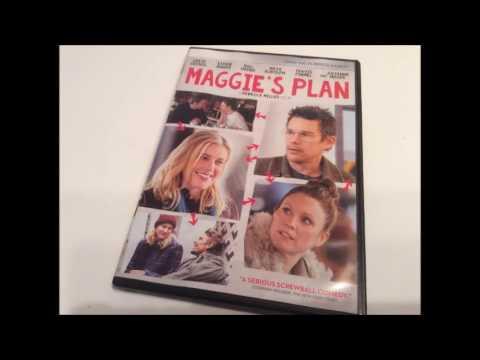 Critique DVD Maggie's Plan