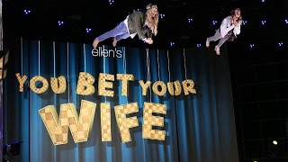 Video It's Time for 'You Bet Your Wife'! MP3, 3GP, MP4, WEBM, AVI, FLV Agustus 2018