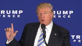 Gettysburg (PA) United States  city photo : Full Video: Trump lays out his