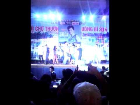 DJ Hoài Anh Tùng Turbo - Hội chợ TM Uông Bí Quảng Ninh