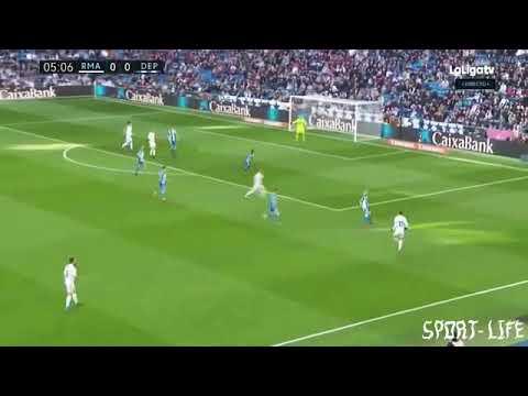 Real Madrid vs Deportivo 7:1 All Goals & Highlights 21/01/18 HD