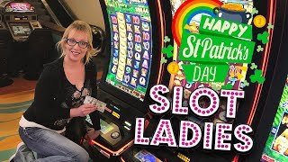 ☘️ Lucky O Leary's Slot Play! ☘️Happy St. Patrick's Day from the Slot Ladies!