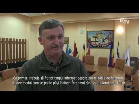 Csík LEADER pályázatok az Erdély TV-n, 2015.07.06