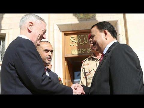 Στη Βαγδάτη ο Αμερικανός υπουργός Άμυνας