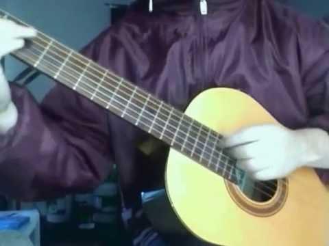 Testeando Guitarras combo FA#SOL#MUSIC