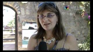Intervista ad Elina Messina - Ischia Film Festival 2010