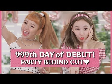[ENG SUB] 999th day of TWICE DEBUT?! 'SECTION TV' prepared party for TWICE!!