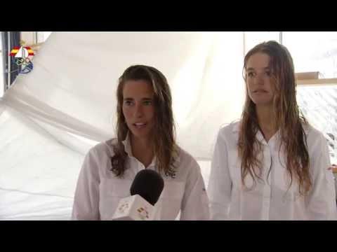 Previa del Mundial: Alba Bou y Júlia Subirà, clase 470 F