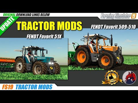 Fendt Favorit 51X v5.0.0.0