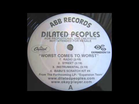 Dilated Peoples - Worst Comes To Worst (Instrumental)